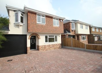 Thumbnail 4 bed detached house for sale in Waxwell Road, Hullbridge, Hockley