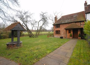 Thumbnail 3 bed detached house to rent in Long Reach, West Horsley