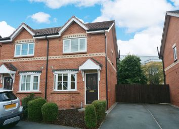 Thumbnail 2 bed semi-detached house for sale in Beaford Road, Woodhouse Park, Manchester