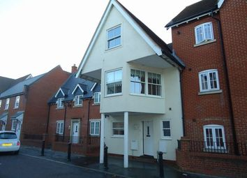 Thumbnail 4 bedroom terraced house to rent in Edward Paxman Gardens, Colchester, Essex
