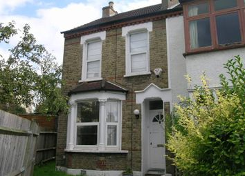 Thumbnail 2 bed end terrace house for sale in Burlington Road, Thornton Heath, Surrey