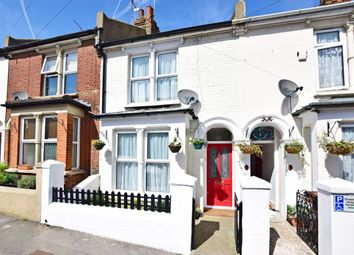 Thumbnail 2 bed terraced house to rent in Castle Avenue, Rochester