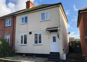 Thumbnail 3 bedroom semi-detached house for sale in School Hill, Chickerell, Weymouth