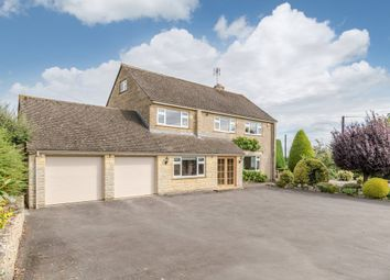 Thumbnail 5 bed detached house for sale in Northend, Luckington, Chippenham