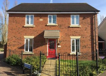 Thumbnail 4 bed detached house for sale in Fenton Way Kingsway, Quedgeley, Gloucester, Gloucestershire