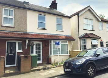 Thumbnail 2 bed end terrace house for sale in Cape Road, St Albans, Herts