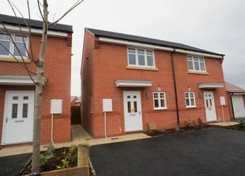 Thumbnail 2 bedroom semi-detached house to rent in Nottingham Drive, Littleover, Derby