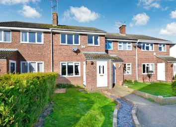 Thumbnail 3 bed terraced house for sale in Rayfield Close, Barnston, Dunmow, Essex