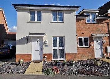 Thumbnail 3 bed end terrace house for sale in Colemans Close, Kingsnorth, Ashford