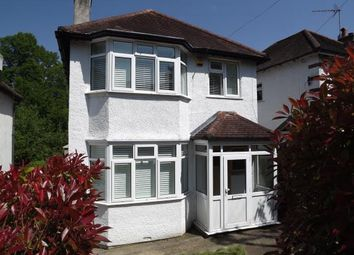 Thumbnail 3 bed detached house for sale in Roke Road, Kenley, Surrey