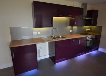 Thumbnail 1 bed flat to rent in 168 Spring Lane, Lambley, Nottingham