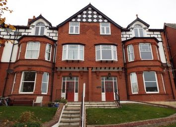Thumbnail 3 bed flat to rent in Whitehall Road, Rhos On Sea, Colwyn Bay