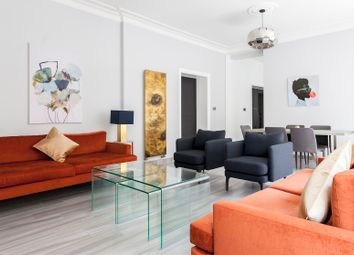 Thumbnail Serviced flat to rent in Brown Street, London