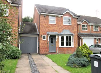 Thumbnail 3 bed detached house to rent in Woodridge Avenue, Quinton. Birmingham