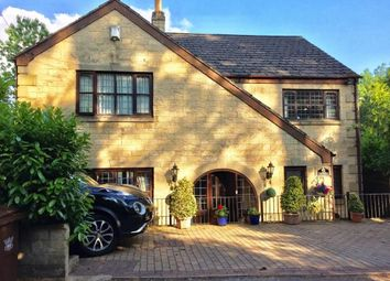 Thumbnail 4 bed detached house for sale in Reservoir Road, Whaley Bridge, High Peak