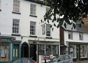Thumbnail Pub/bar for sale in Great Oak Street, Llanidloes