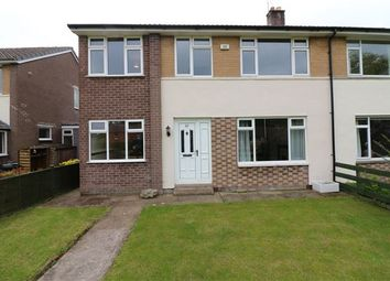 Thumbnail 5 bed semi-detached house for sale in Little Corby Road, Little Corby, Carlisle, Cumbria