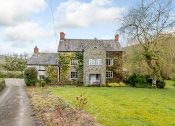 Thumbnail 5 bed detached house for sale in Woodside, Craven Arms, Shropshire