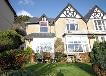 Thumbnail 4 bed semi-detached house for sale in Gwelfor Road, Aberdovey Gwynedd