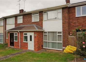 Thumbnail 3 bed town house for sale in Ranton Way, Leicester