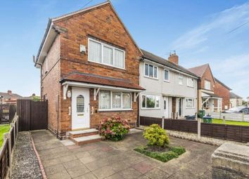 Thumbnail 2 bedroom end terrace house for sale in Lancaster Avenue, Wednesbury, West Midlands