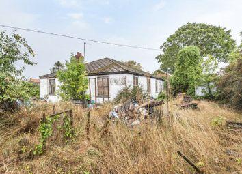 Thumbnail 3 bed detached bungalow for sale in Sutton Road, Milton, Abingdon