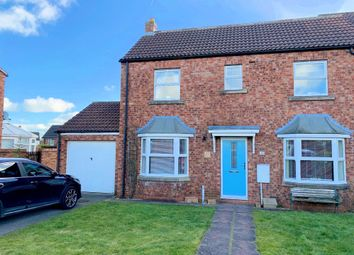 Thumbnail 3 bed end terrace house for sale in Curlew Drive, Crossgates, Scarborough