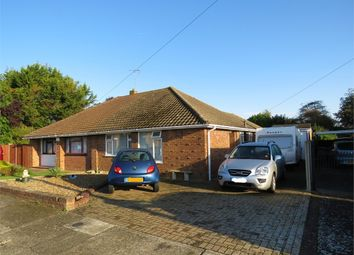 Thumbnail 3 bed semi-detached bungalow for sale in Hill Brow, Sittingbourne, Kent