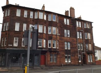 Thumbnail 1 bed flat for sale in Broadloan, Renfrew