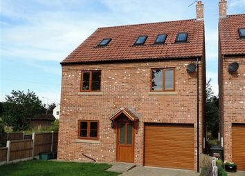 Thumbnail 4 bedroom detached house to rent in Brigg Lane, Camblesforth, Selby