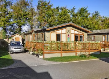 Thumbnail 3 bed mobile/park home for sale in Jaybelle Grange Lodge Park, Yapton Road, Climping