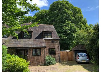 Thumbnail 3 bed detached house for sale in Birch Crescent, Aylesford