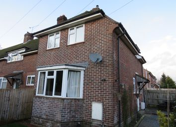 Thumbnail 2 bedroom end terrace house for sale in Higher Wood, Bovington, Wareham