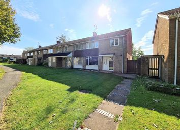 Thumbnail 3 bedroom end terrace house for sale in Compton Green, Corby