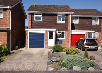 Thumbnail End terrace house for sale in Marlow Close, Fareham