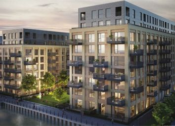Thumbnail 1 bed flat for sale in Columbus Apartments, Explorers Wharf, 28A Thomas Road