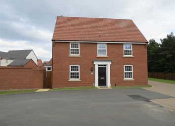Thumbnail 4 bed detached house for sale in Dovestone Close, Teal Farm, Washington