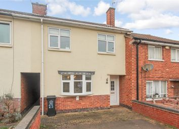 Thumbnail 3 bed town house for sale in Elstree Avenue, Leicester