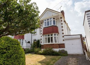 Thumbnail 3 bed semi-detached house for sale in Fontayne Avenue, Chigwell