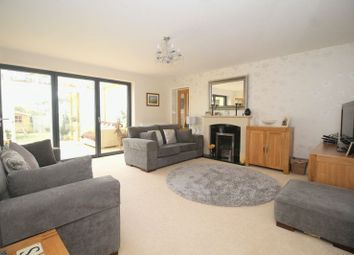 Thumbnail 4 bed detached house for sale in Mid Street, South Nutfield, Redhill