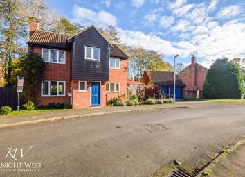 Thumbnail 4 bed detached house for sale in Deben Road, Colchester