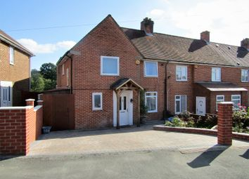 Thumbnail 4 bedroom semi-detached house for sale in Palm Road, Southampton