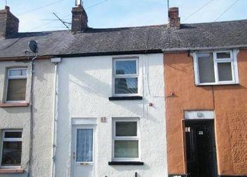 Thumbnail 2 bed terraced house to rent in 21 Henllan Street, Denbigh