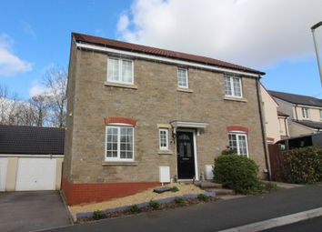 Thumbnail 4 bed detached house for sale in Tirfilkins Close, Pontllanfraith, Blackwood