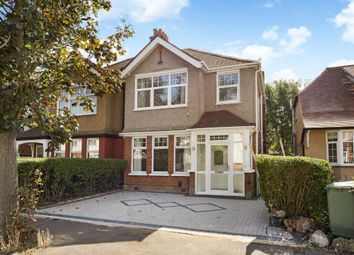 Thumbnail 4 bed semi-detached house for sale in Thornbury Avenue, Osterley, Isleworth