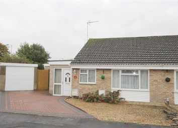 Thumbnail 2 bed semi-detached bungalow for sale in Ruskin Drive, Royal Wootton Bassett, Wiltshire