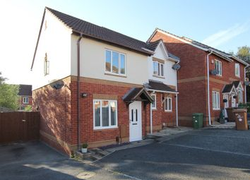Thumbnail 2 bedroom end terrace house for sale in Bridle Close, Plympton, Plymouth