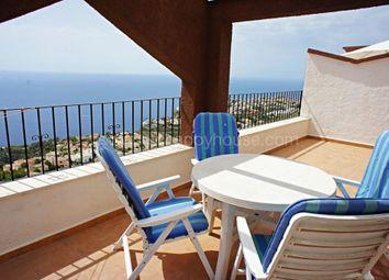Thumbnail 3 bed duplex for sale in Cumbre Del Sol, Benitachell, Alicante, Valencia, Spain