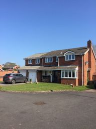 Thumbnail 5 bed detached house for sale in Tregate Close, Osbaston, Monmouth, Sir Fynwy