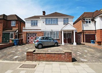 Thumbnail 4 bed detached house for sale in Dalkeith Grove, Stanmore